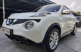 Nissan Juke 2017 Acquired CVT