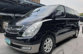 Hyundai Grand Starex 2013 VGT Gold Automatic