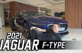 2021 Jaguar F-Type now in the Philippines: Quick look | Philkotse
