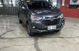 Selling Grey Toyota Avanza 2017 in Quezon City