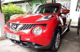 Red Nissan Juke 2016 for sale in Dasmarinas