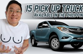 15 Pickup Trucks You Can Buy in the Philippines Today