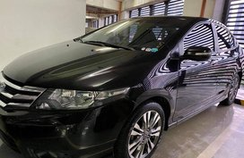 Sell Black 2013 Honda City in Taguig