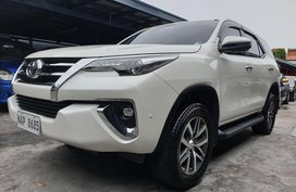 Toyota Fortuner 2018 V Diesel Automatic