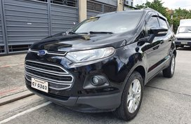 Lockdown Sale! 2018 Ford Ecosport 1.5 Trend Automatic Black 22T Kms C1G303