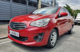 Lockdown Sale! 2018 Mitsubishi Mirage G4 1.2 GLX Automatic Red 51T Kms B4N331