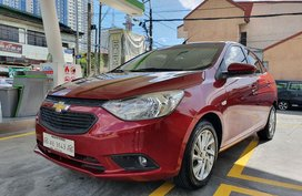 Lockdown Sale! 2018 Chevrolet Sail 1.5 LTZ Automatic Red 1T Kms Only WE3643