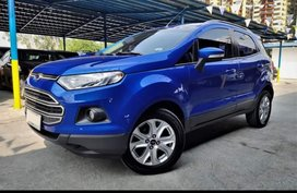 2017 Ford Ecosport trend gas AT
