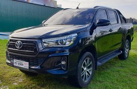 2019 Toyota Hilux Conquest Automatic