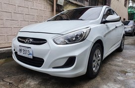 Lockdown Sale! 2016 Hyundai Accent 1.4 GL Manual White 68T Kms MP2013