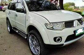 Mitsubishi Montero 2011