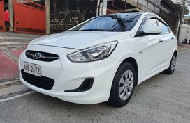 Lockdown Sale! 2016 Hyundai Accent 1.4 GL Manual White 51T Kms NDE2672