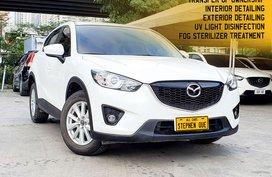 2013 Mazda CX-5 Pro 2.0 A/T Gas