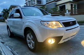 2011 Subaru Forester XT Turbo
