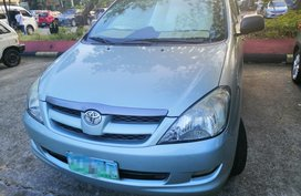 Toyota Innova 2006 E Manual