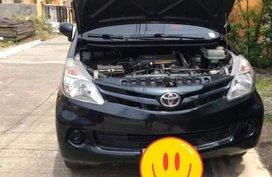Toyota Avanza 2015 Model Variant E Automatic