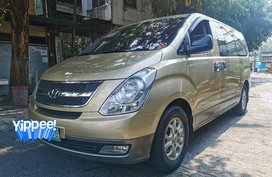 FOR SALE!!! 2009 HYUNDAI GRAND STAREX AT Very Good Condition