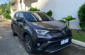 Sell Grey 2016 Toyota Rav4 in Manila