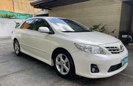 2013 Toyota Corolla Altis - low mileage, CASA maintained