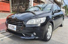 Lockdown Sale! 2015 Peugeot 301 1.6 E Gas Automatic Black 25T Kms Only VT1290