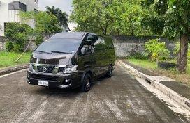 Sell Black 2018 Toyota Hiace Super Grandia in Manila