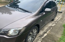 Sell Silver 2011 Honda Civic in Parañaque