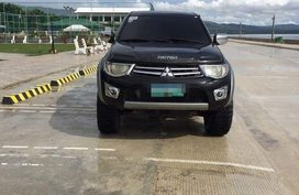 Black Mitsubishi Strada 2012 for sale in Cebu