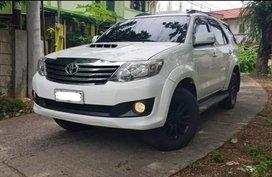 Toyota Fortuner G 4x2 2014