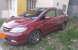 HONDA CITY 2007 IDSI TOP OF THE LINE