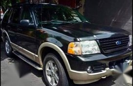 Black Ford Explorer 2005 for sale in Biñan