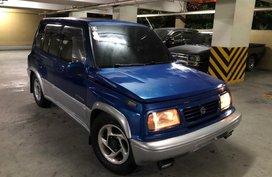 Blue Suzuki Vitara 1997 for sale in Mandaluyong City