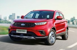 Why the Ford Territory is perfect as your first SUV