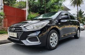 Lockdown Sale! 2020 Hyundai Accent 1.4 GL Automatic New Look Black 1T Kms K1H853