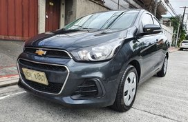 Lockdown Sale! 2018 Chevrolet Spark 1.4 LT Automatic Gray 12T kms Only NCU8807