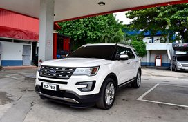 2016 Ford Explorer 2.3 Ecoboost AT  Super Fresh 1.548m Nego Batangas Area
