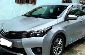 For sale Toyota Corolla Altis 1.6G MT Owner Seller