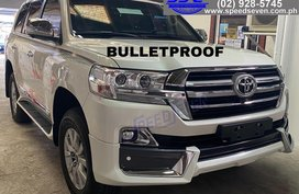 2021 Toyota Land Cruiser Dubai Bulletproof Armored Level 6 Bullet Proof landcruiser not 2020