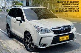 2013 Subaru Forester XT A/T Gas