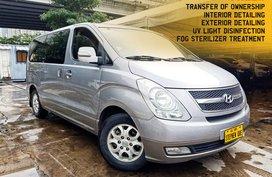 2013 Hyundai Grand Starex Gold A/T Diesel