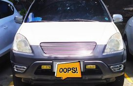 Sell Pearl White 2003 Honda Cr-V in Caloocan