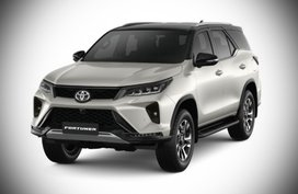 What makes the 2021 Toyota Fortuner LTD stand out in the lineup?