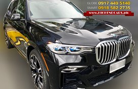 2020 BMW X7 5.0i FULL OPTIONS