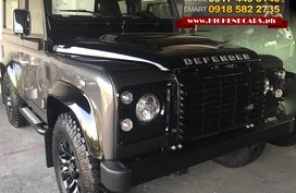 BRAND NEW 2017 LAND ROVER DEFENDER 90 AUTOBIOGRAPHY DIESEL