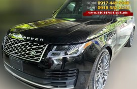 2020 RANGE ROVER SUPERCHARGED