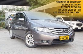 2012 Honda City 1.5 A/T Gas