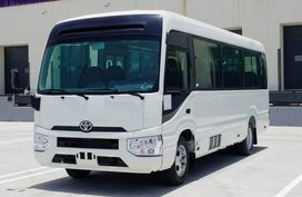 2021 TOYOTA COASTER DUBAI VERSION