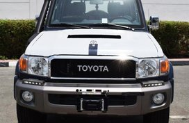 2020 TOYOTA LAND CRUISER LX10 LC 70 PICK UP V8 DIESEL