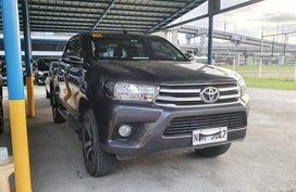2017 Toyota Hilux 2.4 G Manual 27tkm