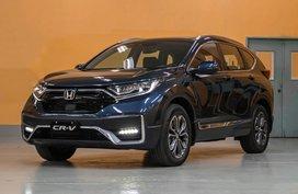 Honda CR-V S 2.0 CVT