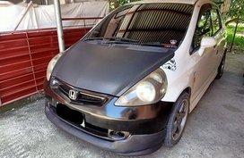 Selling Pearl White Honda Fit 2007 in Baguio